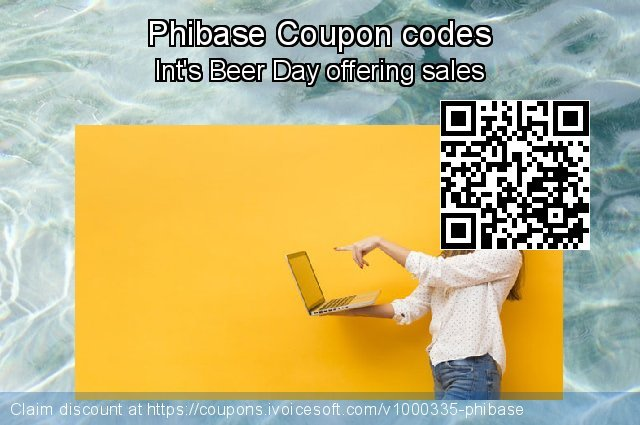Phibase Coupon code for 2019 Thanksgiving Day