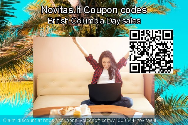 Novitas.lt Coupon code for 2019 Exclusive Student deals