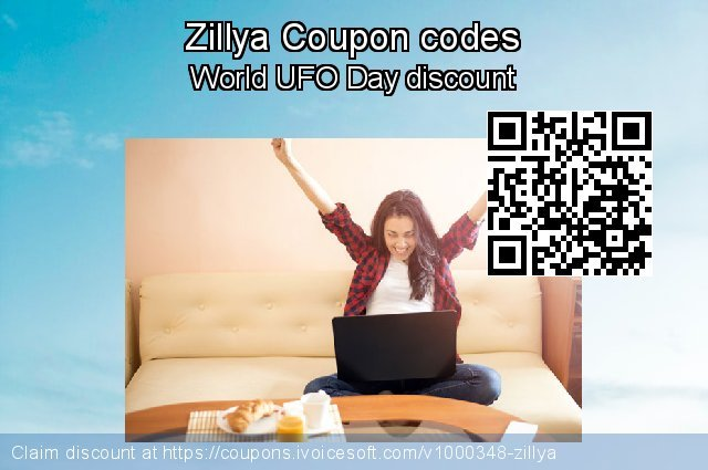 Zillya Coupon code for 2020 New Year's Weekend