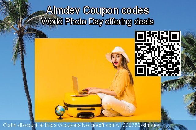 Almdev Coupon code for 2019 New Year's Day