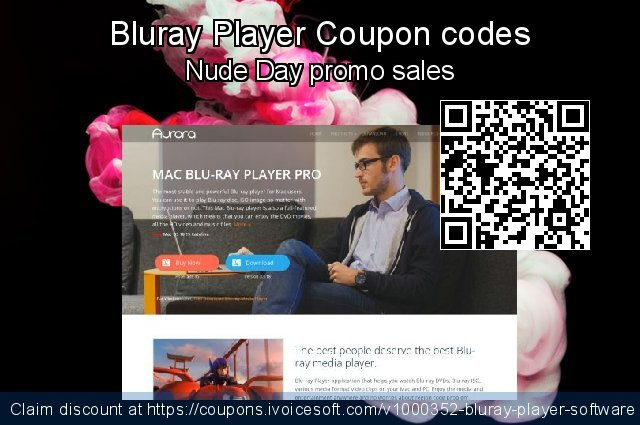 Bluray Player Coupon code for 2020 Happy New Year