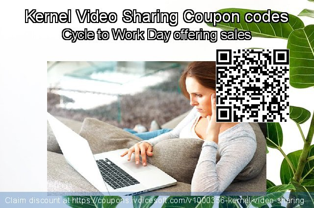 Kernel Video Sharing Coupon code for 2019 Christmas