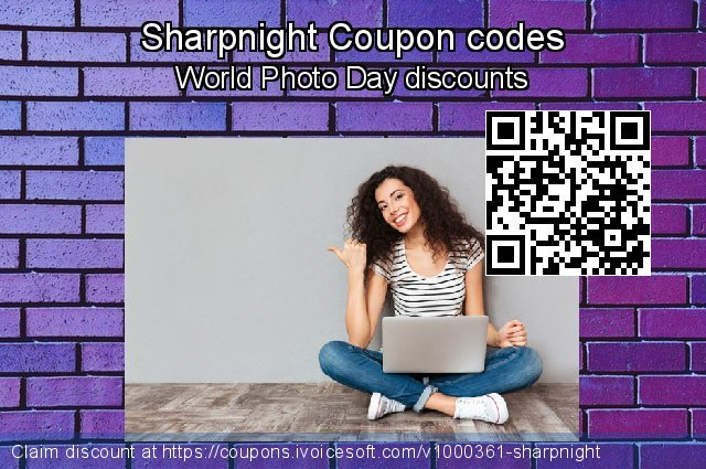 Sharpnight Coupon code for 2021 Easter day