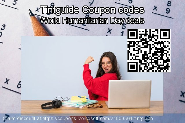 Tintguide Coupon code for 2019 4th of July