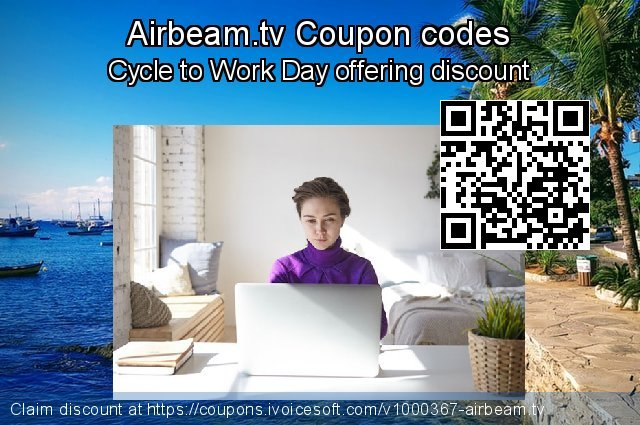 Airbeam.tv Coupon code for 2019 Christmas & New Year