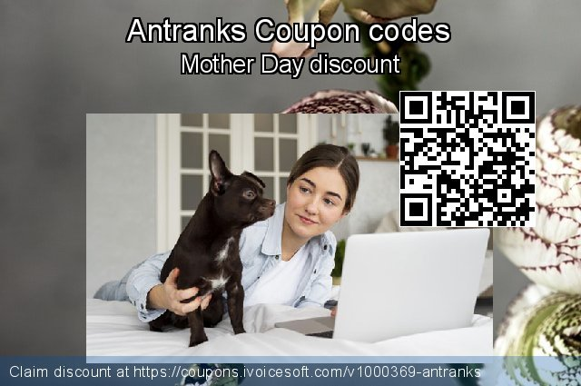 Antranks Coupon code for 2019 Christmas Day