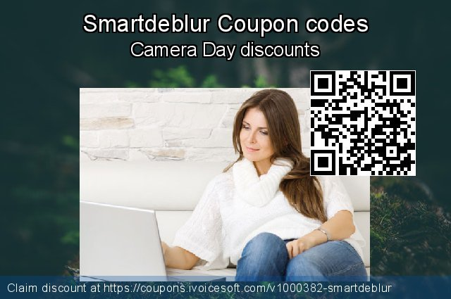 Smartdeblur Coupon code for 2020 Happy New Year