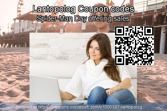 Lantopolog Coupon code for 2019 American Independence Day