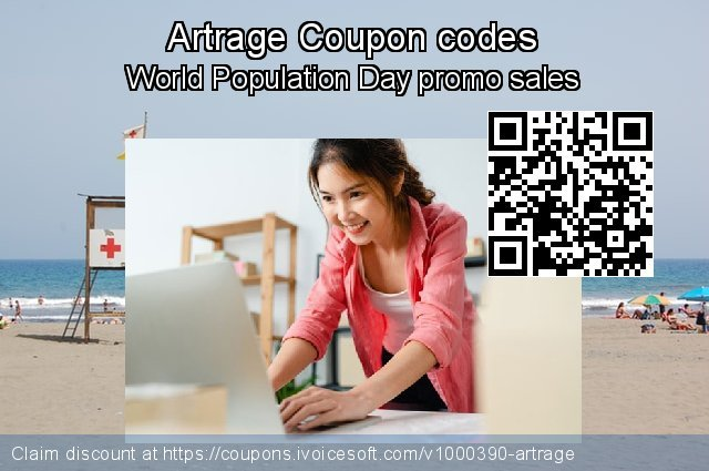 Artrage Coupon code for 2019 University Student offer