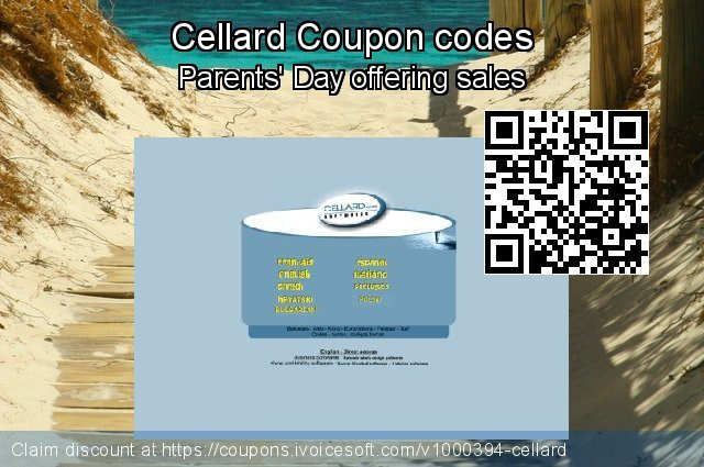 Cellard Coupon code for 2020 July 4th
