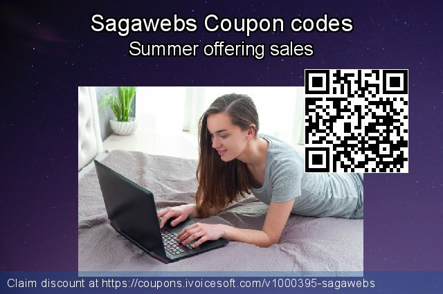 Sagawebs Coupon code for 2021 Daylight Saving