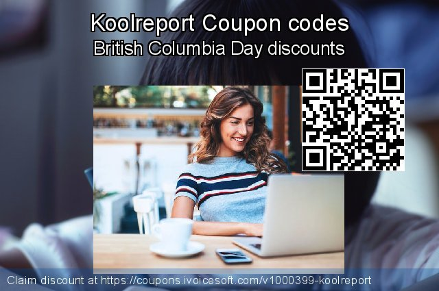 Koolreport Coupon code for 2019 Back to School promo