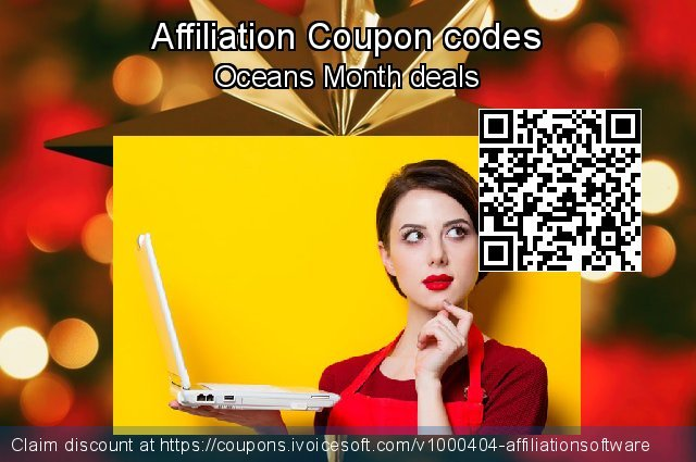 Affiliation Coupon code for 2021 Women Day
