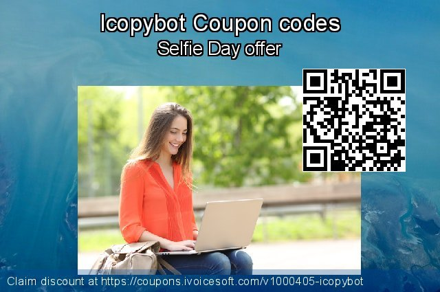 Icopybot Coupon code for 2019 Summer