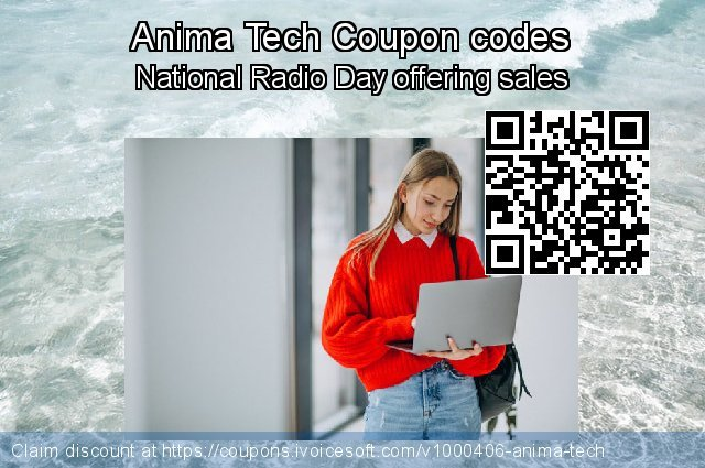 Anima Tech Coupon code for 2020 New Year