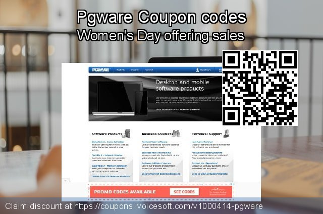 Pgware Coupon code for 2021 New Year's Day