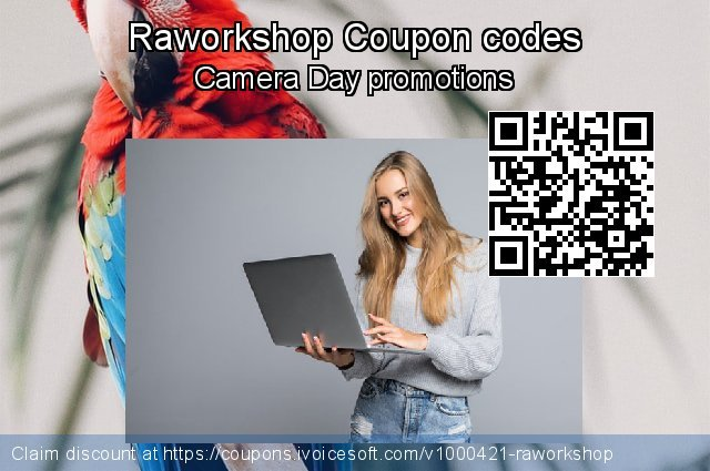 Raworkshop Coupon code for 2021 Labour Day
