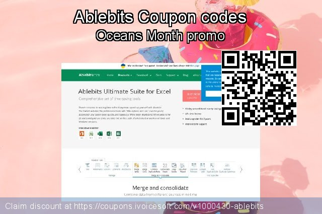 Ablebits Coupon code for 2021 Resurrection Sunday