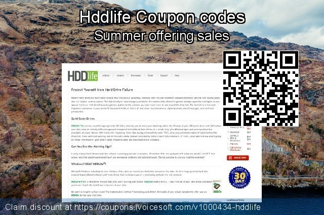 Hddlife Coupon code for 2020 Back to School event
