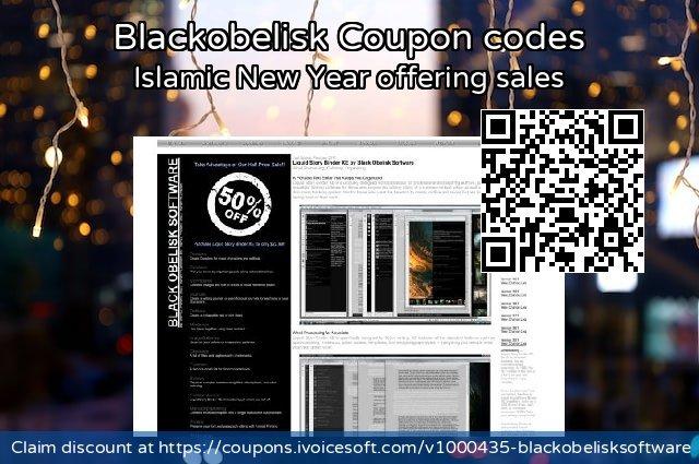 Blackobelisk  令人吃惊的 促销销售, 2020 季节