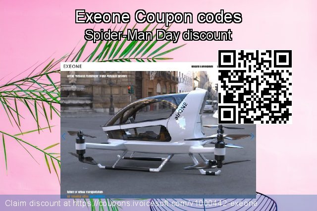 Exeone Coupon code for 2019 Thanksgiving