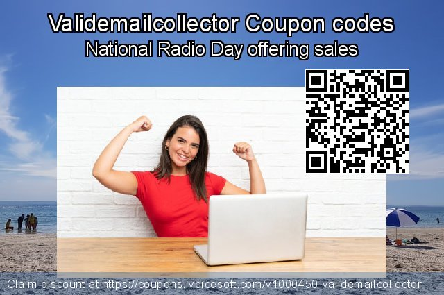 Validemailcollector Coupon code for 2020 Happy New Year