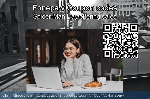 Fonepaw Coupon code for 2020 New Year's Weekend