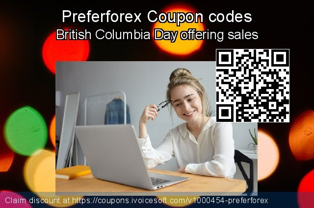 Preferforex Coupon code for 2019 Thanksgiving