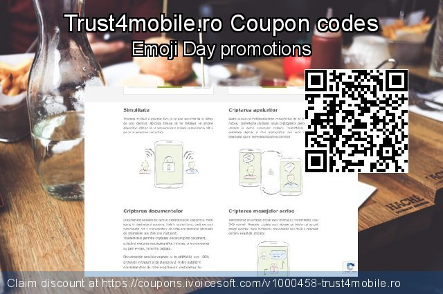 Trust4mobile.ro Coupon code for 2021 Resurrection Sunday