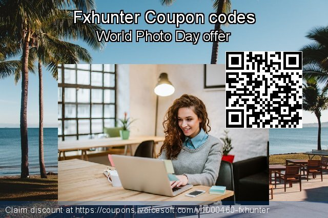 Fxhunter Coupon code for 2020 Back to School coupons