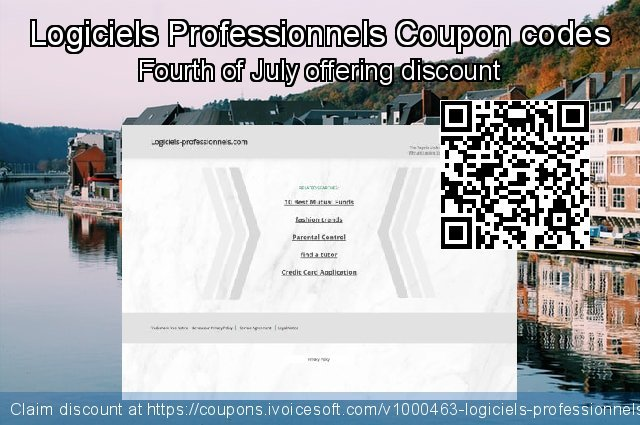 Logiciels Professionnels Coupon code for 2019 Back to School event