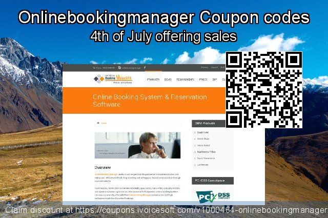 Onlinebookingmanager Coupon code for 2021 American Heart Month