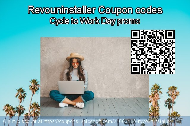 Revouninstaller Coupon code for 2021 Mother Day