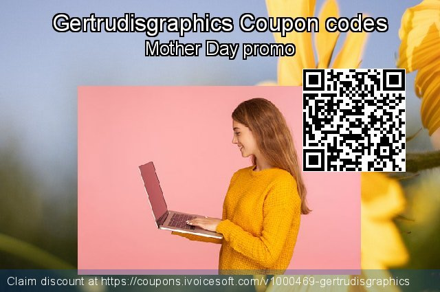 Gertrudisgraphics Coupon code for 2020 New Year