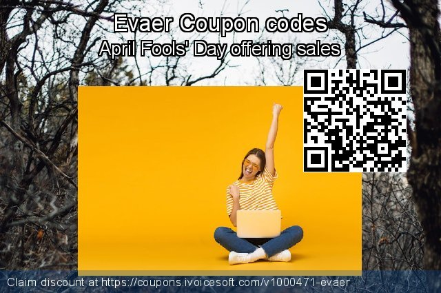 Evaer Coupon code for 2021 Spring