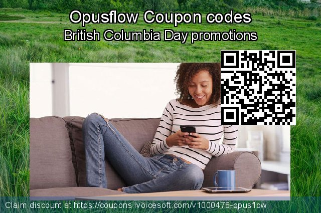 Opusflow Coupon code for 2019 Halloween
