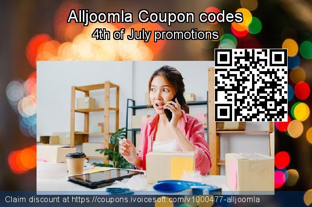 Alljoomla Coupon code for 2020 New Year's Day