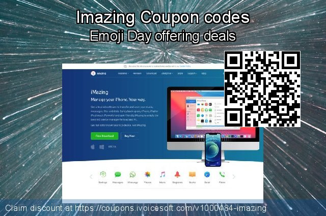 Imazing Coupon code for 2020 Student deals
