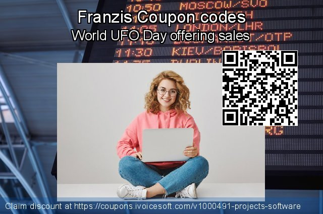 Franzis Coupon code for 2020 College Student deals