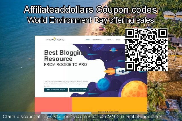 Affiliateaddollars Coupon code for 2020 4th of July