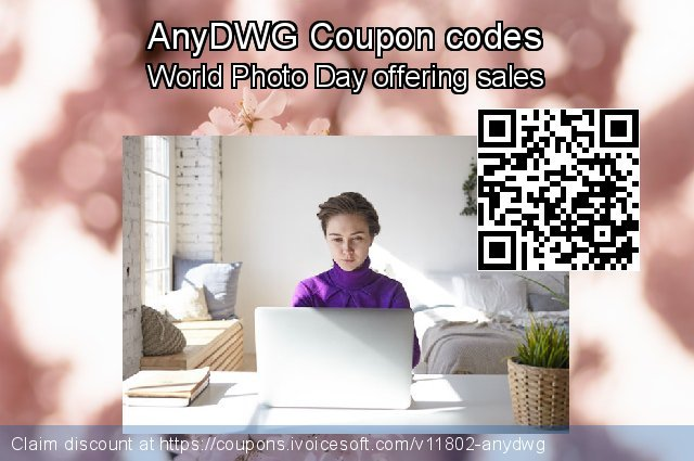 AnyDWG Coupon code for 2019 Labour Day