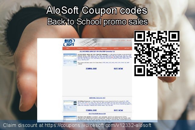 AloSoft Coupon code for 2019 National Women month