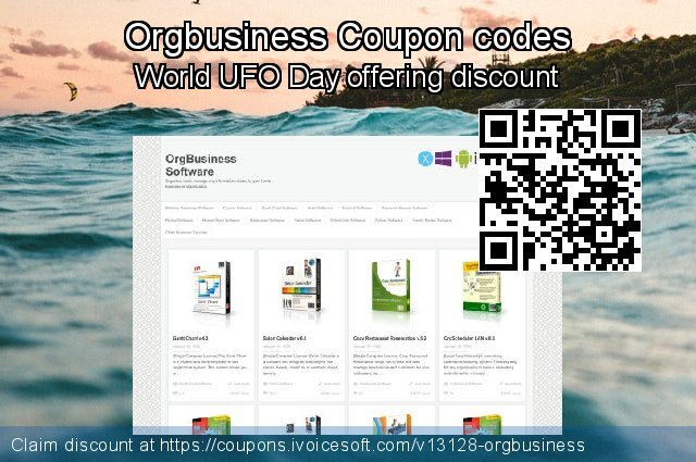 Orgbusiness Coupon code for 2019 Christmas
