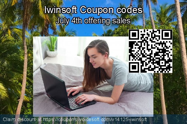 Iwinsoft Coupon code for 2019 April Fools' Day