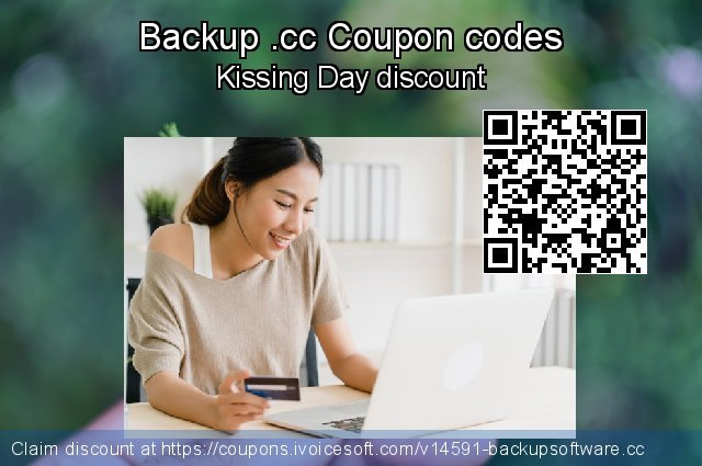 Backup .cc Coupon code for 2019 Father's Day