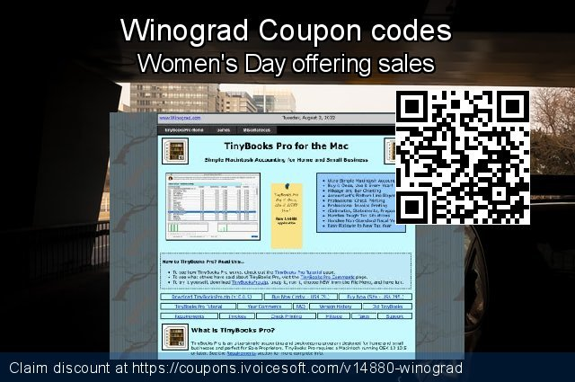 Winograd Coupon code for 2019 January