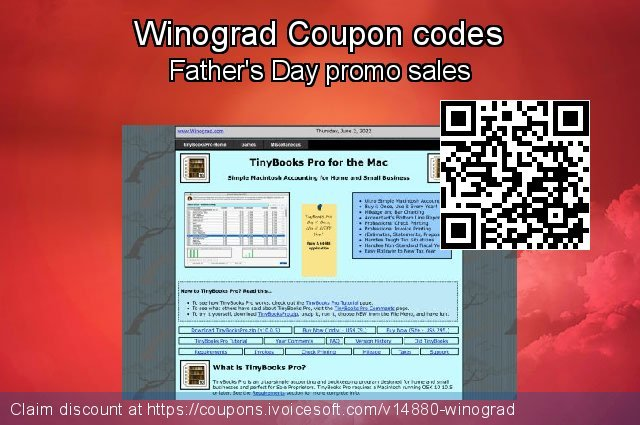 Winograd Coupon code for 2019 Labour Day