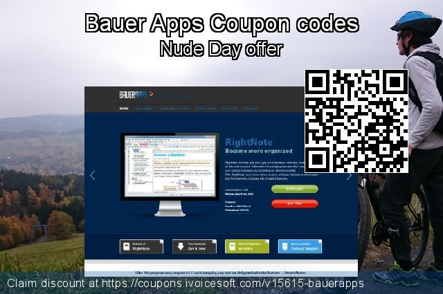 Bauer Apps Coupon code for 2020 American Independence Day