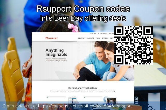 Rsupport Coupon code for 2019 July 4th