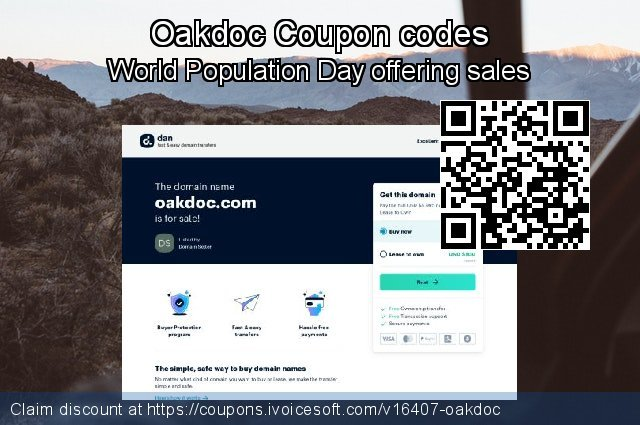Oakdoc Coupon code for 2020 University Student deals